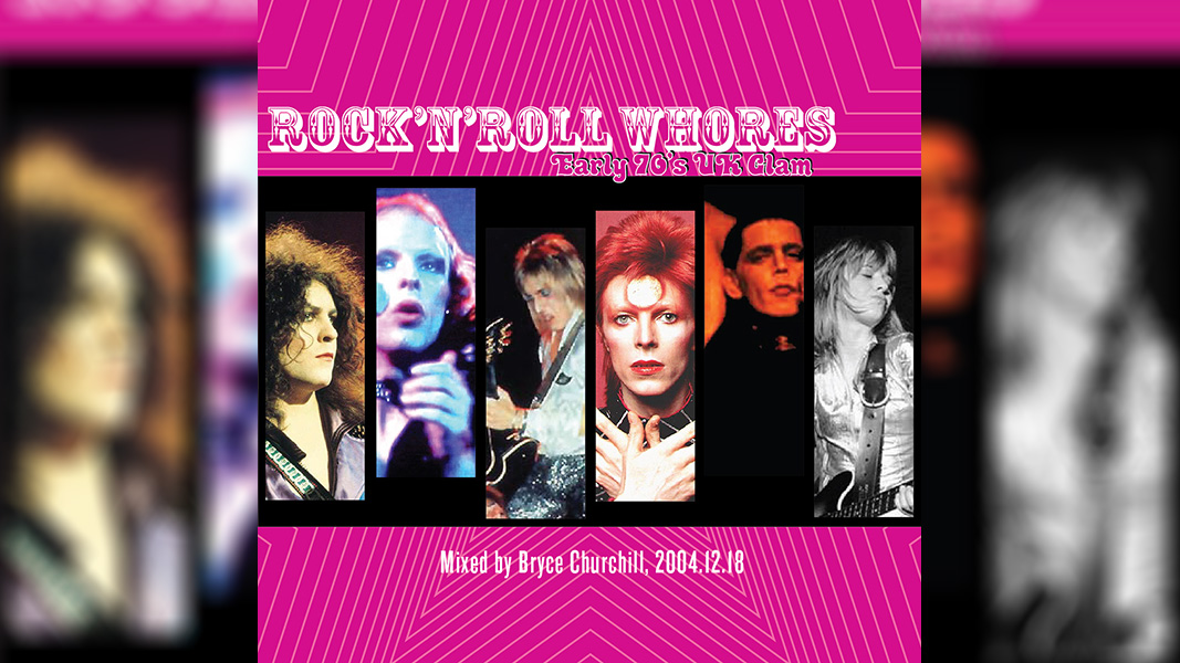 Rock 'n' Roll Whores – Early 70's UK Glam Mix